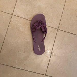 J Crew flip flops